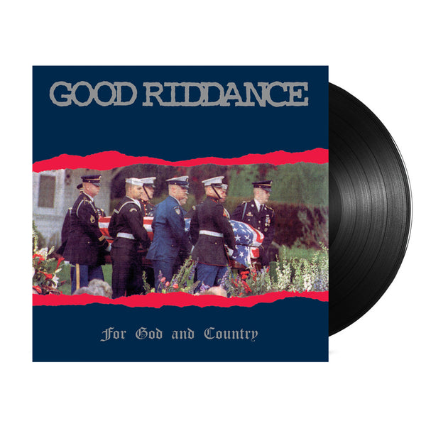 Good Riddance - For God And Country 25th Anniv. LP (Colour Vinyl)