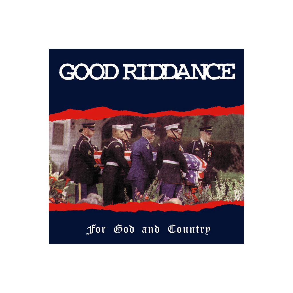 Good Riddance - For God And Country CD