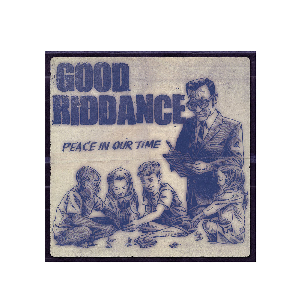 Good Riddance - Peace In Our Time CD