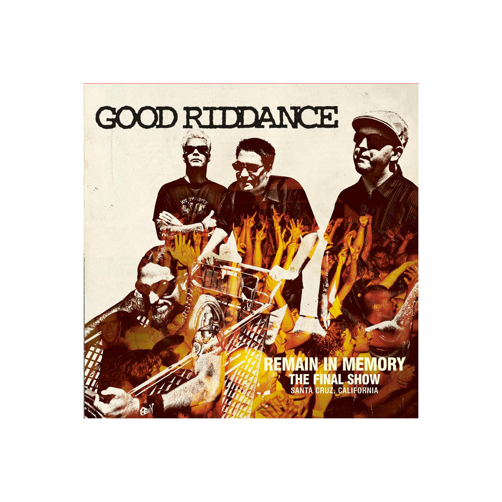 Good Riddance - Remain In Memory CD