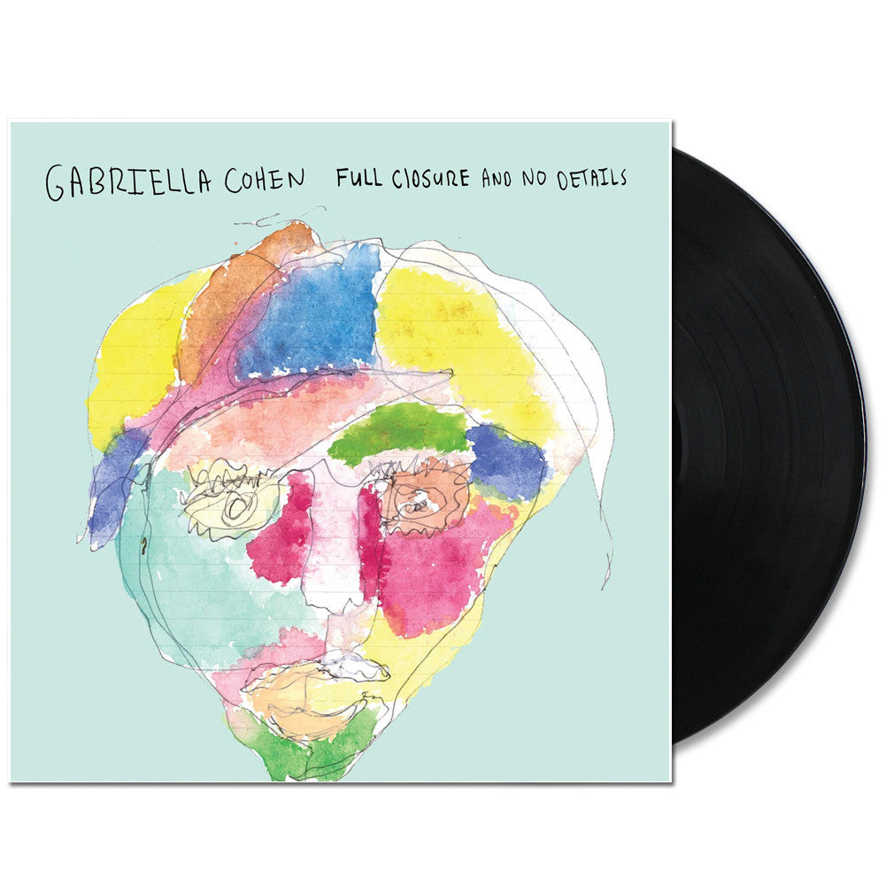 Gabriella Cohen - Full Closure and No Details LP