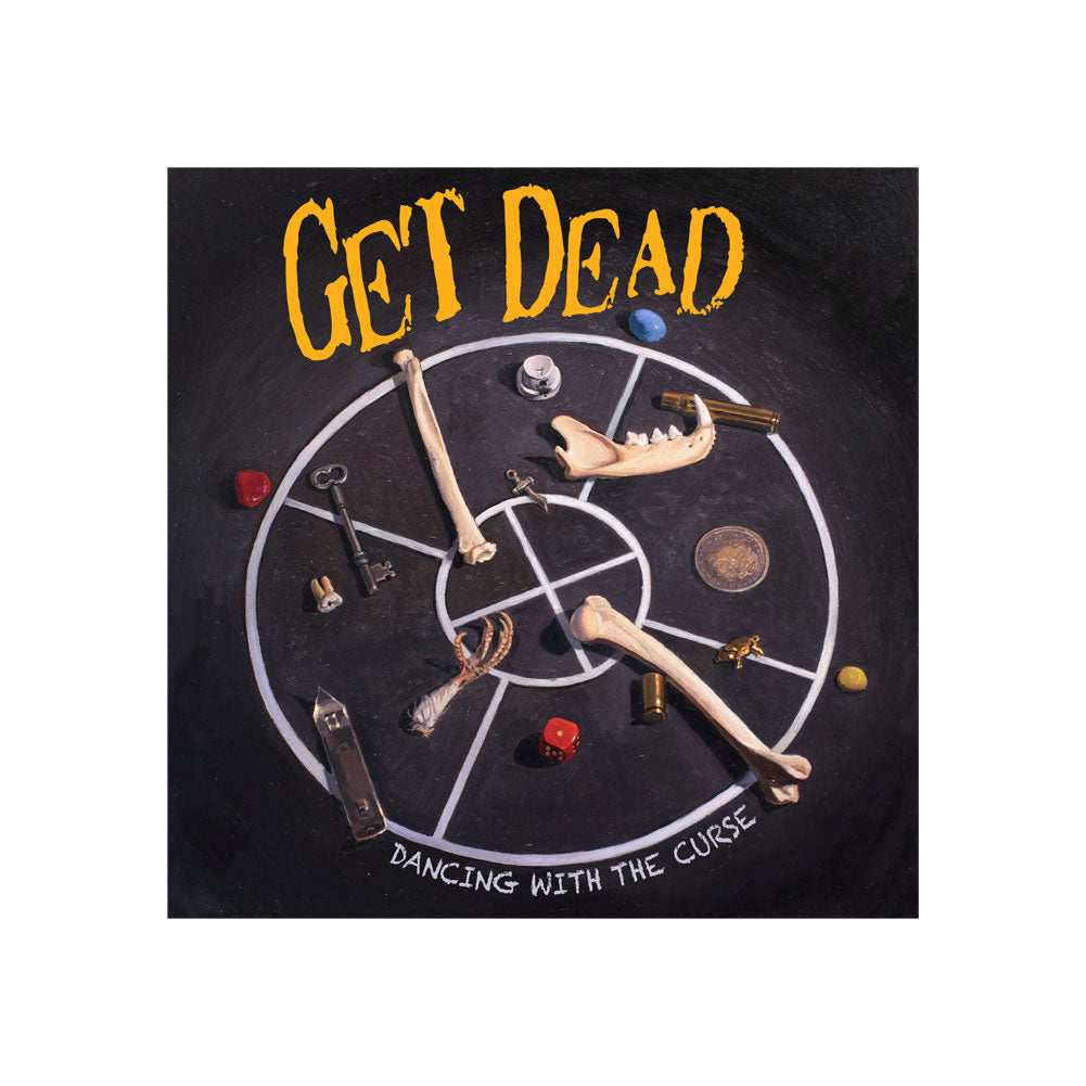 Get Dead - Dancing with the Curse CD
