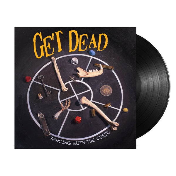 Get Dead - Dancing with the Curse LP (Colour Vinyl)