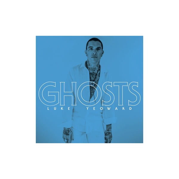 Luke Yeoward - Ghosts CD
