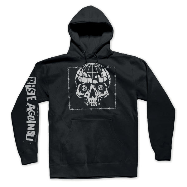 Rise Against - Global Pullover Hoodie (Black)
