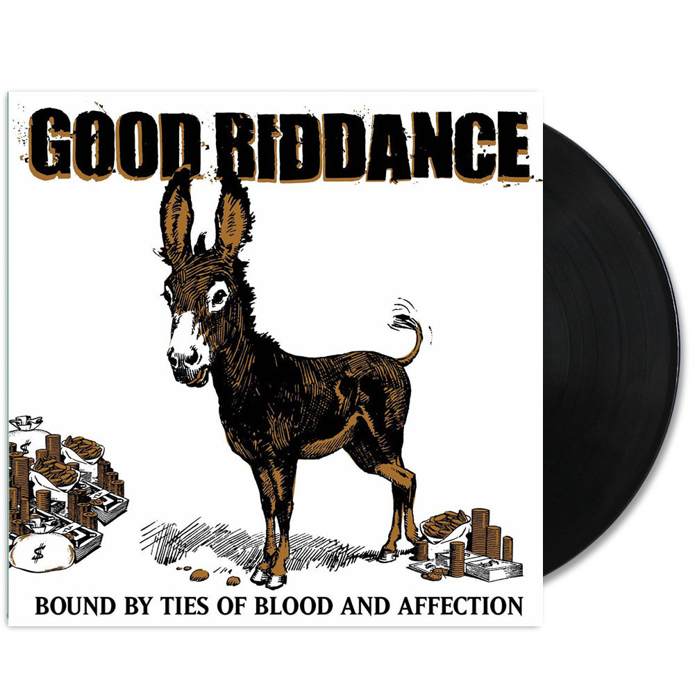 Good Riddance - Bound By Ties of Blood and Affection LP (Black)