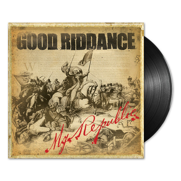 Good Riddance - My Republic LP