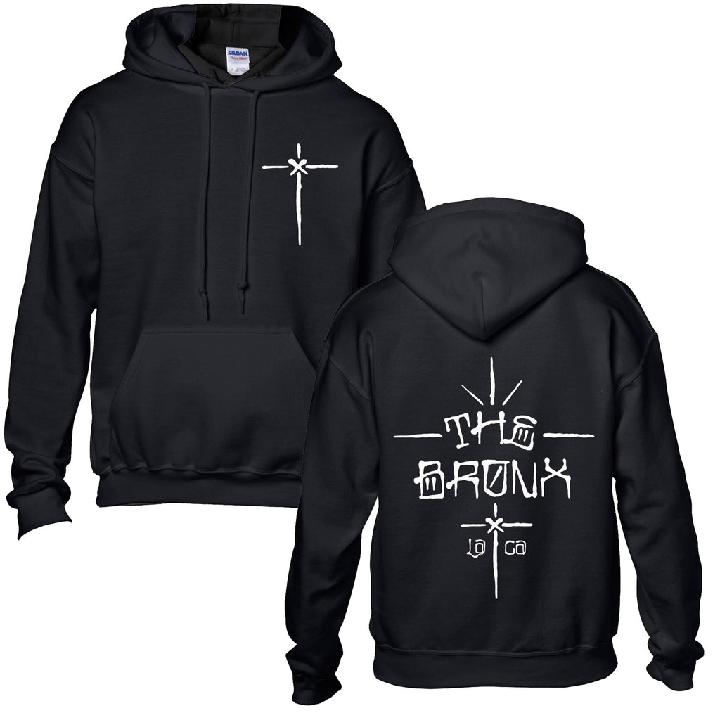 The Bronx - Graf Logo Pullover Hoodie (Black)