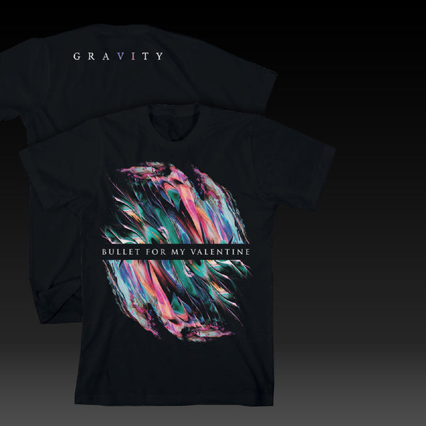 Bullet For My Valentine - Gravity T-shirt