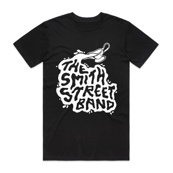The Smith Street Band - Gravy Boat T-shirt (Black)