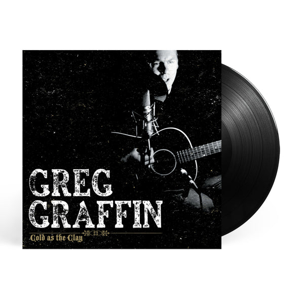 Greg Graffin - Cold As The Clay LP (Black)