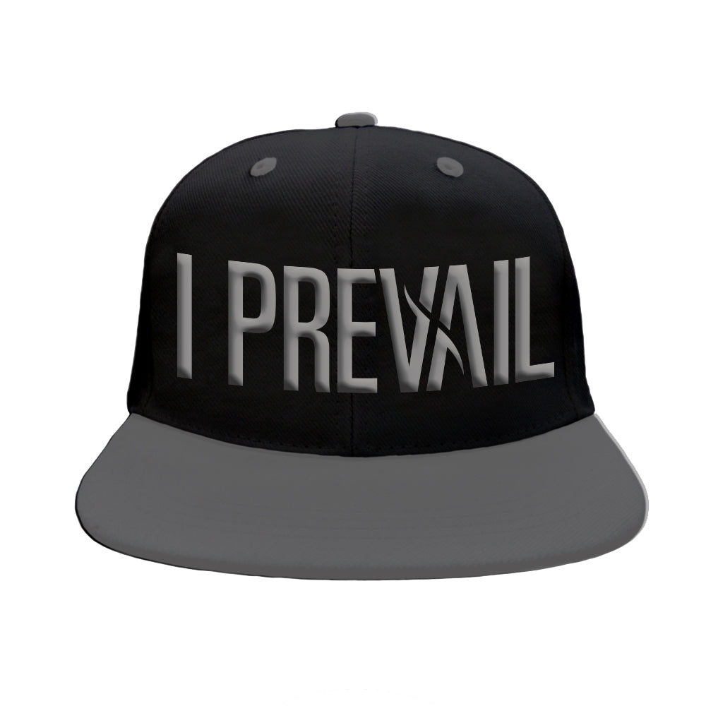 I Prevail - Grey Logo Snapback