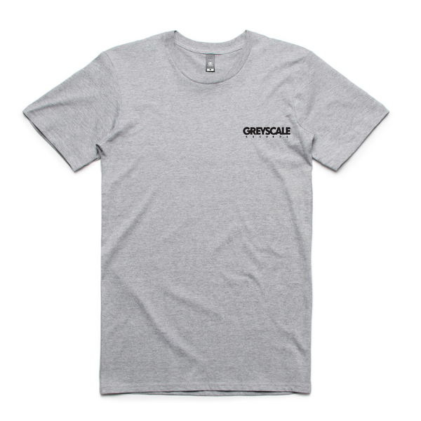 Greyscale Records Logo T (Grey)
