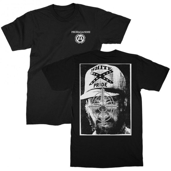 Propagandhi - Gun Sight Tee (Black)