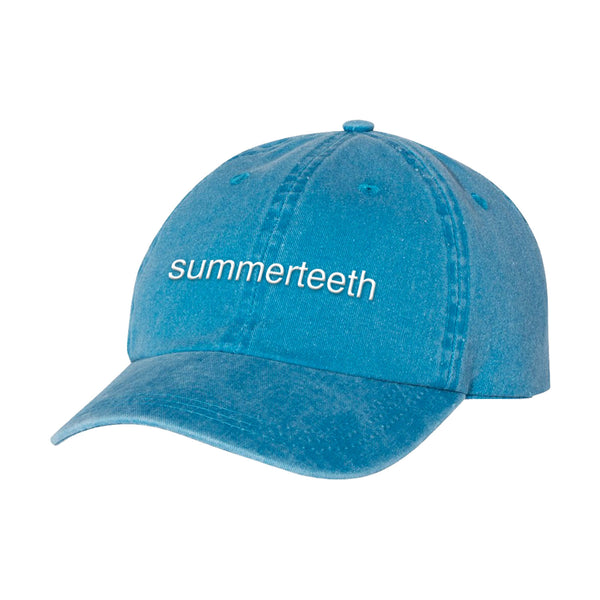 Summerteeth Hat (Blue)