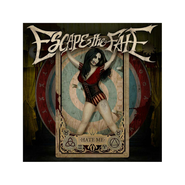 Escape The Fate - Hate Me CD