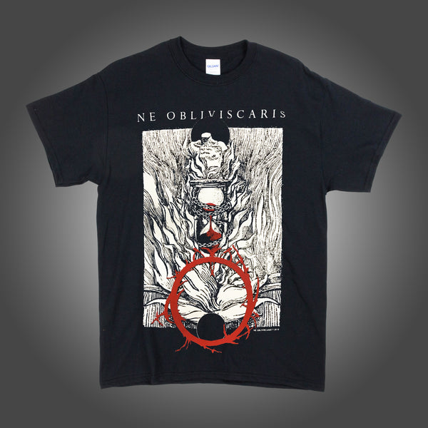 Ne Obliviscaris - Headless Statue T-shirt (Black)