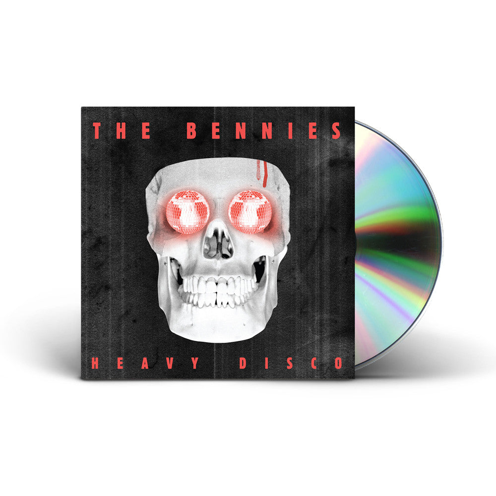 The Bennies - Heavy Disco/Better Off Dread CD
