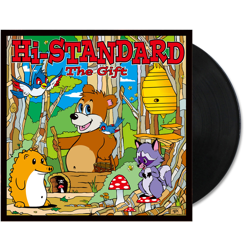 Hi-Standard - The Gift LP (Black)