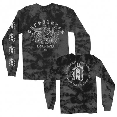Architects - Holy Angel Longsleeve (Tie Dye)