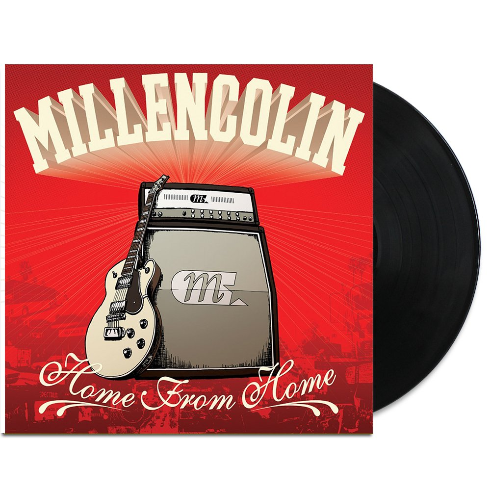 Millencolin – Home From Home LP (Black)