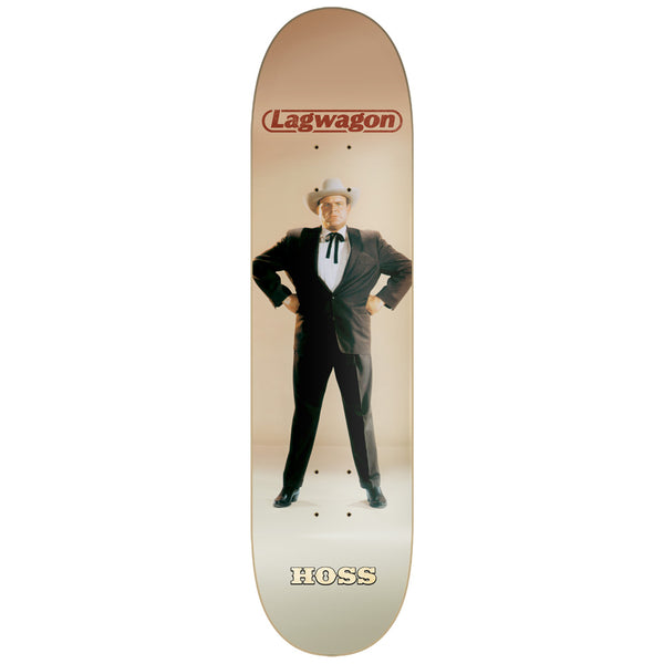 Lagwagon Hoss Skate Deck (Limited Edition)