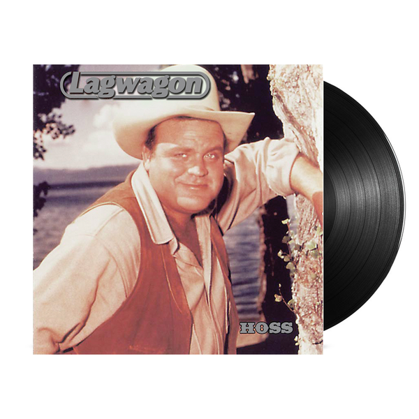Lagwagon - Hoss LP (25th Anniversary Colour Vinyl)