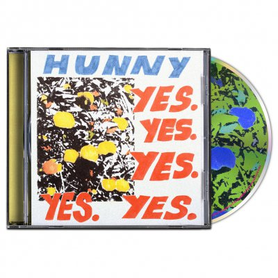 Hunny - Yes. Yes. Yes. Yes. Yes. CD