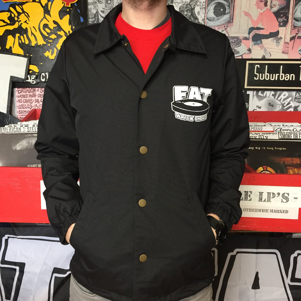 Fat Wreck Chords Windbreaker