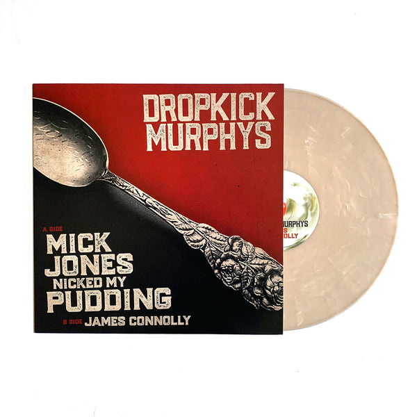 "Dropkick Murphys – Mick Jones Nicked My Pudding 12"" (White/Smoke Whipped)"