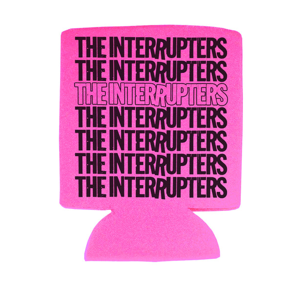 The Interrupters - Repeater Coozie (Pink)