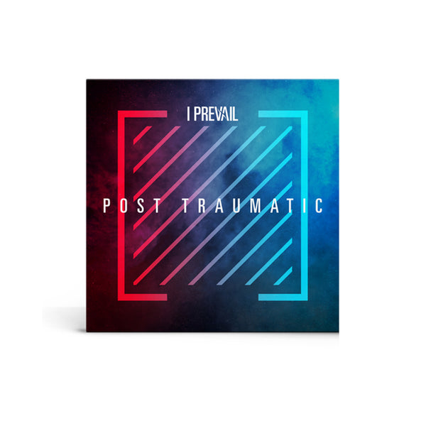 I Prevail - Post Traumatic - Live/Deluxe CD