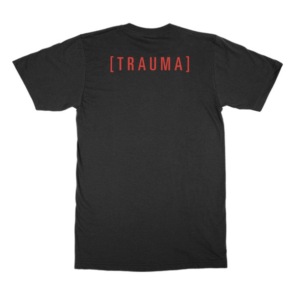 I Prevail - Trauma Album Tee V2 (Black) front