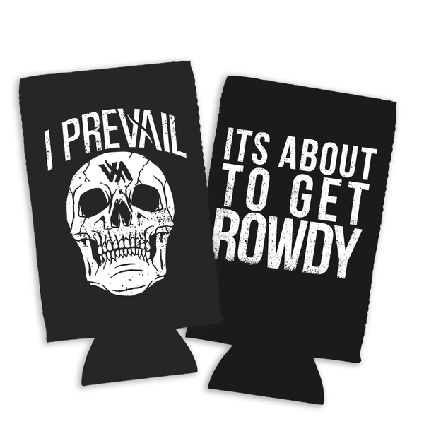 I Prevail - Rowdy Skull Stubby Holder