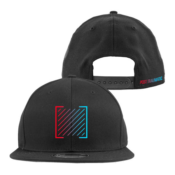 I Prevail - Post Traumatic Gradient Snap Back Hat