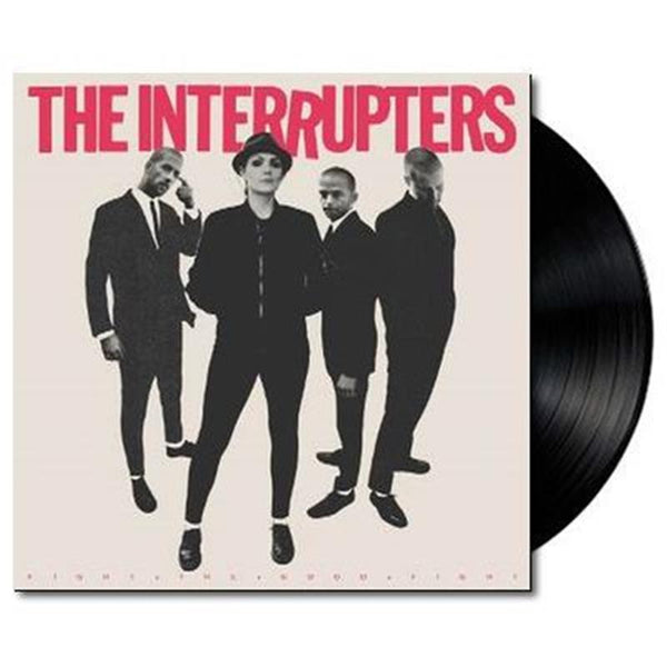 The Interrupters - Fight The Good Fight LP (Black)