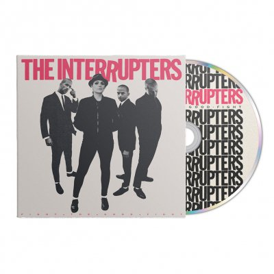 The Interrupters - Fight The Good Fight CD