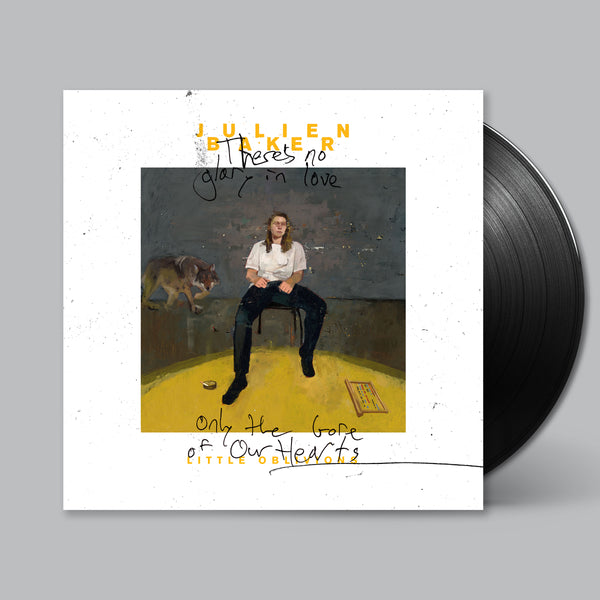 Julien Baker - Little Oblivions LP (Black Vinyl)