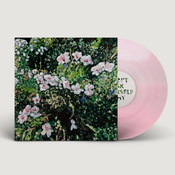 Jess Locke - Don't Ask Yourself Why LP (Translucent Pink)