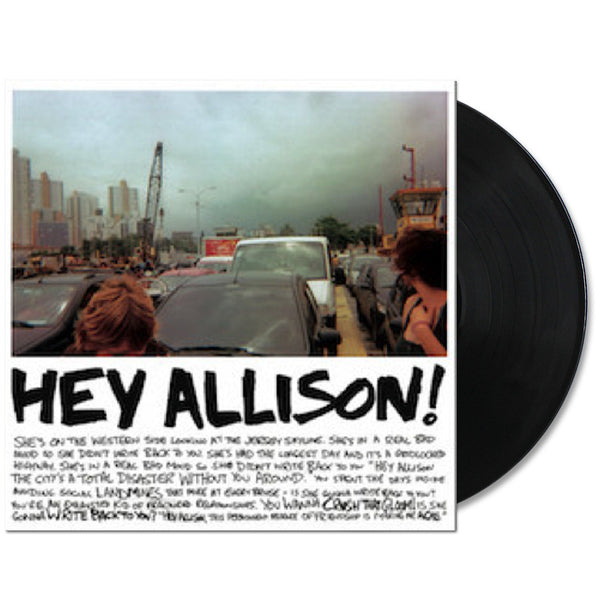 "Jeff Rosenstock - Hey Allison 12"" Vinyl"