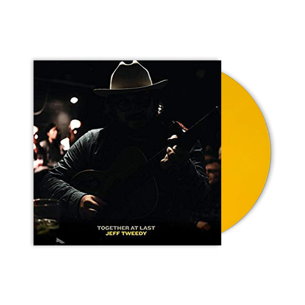Jeff Tweedy - Together At Last LP (Yellow)