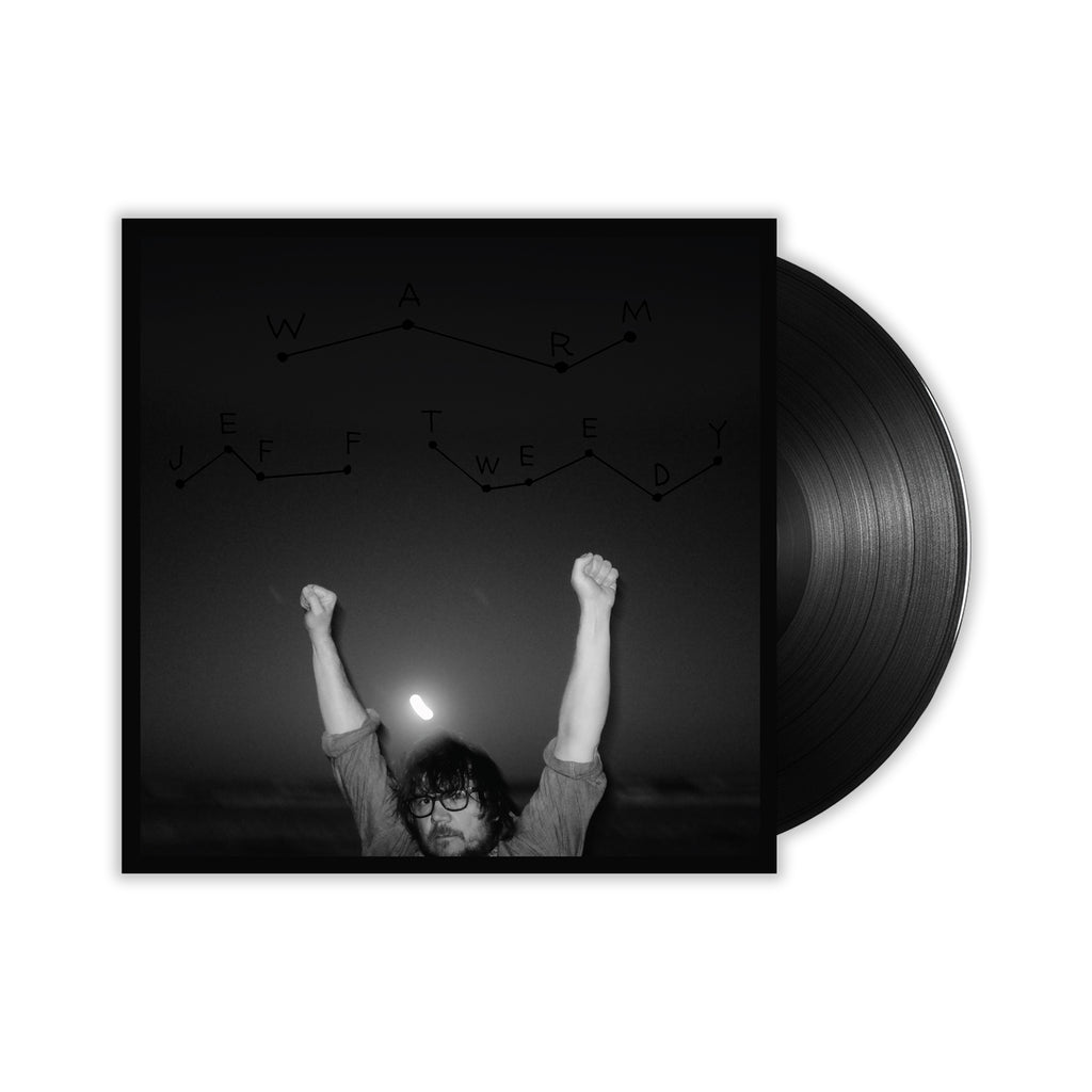Jeff Tweedy - WARM LP (Black)
