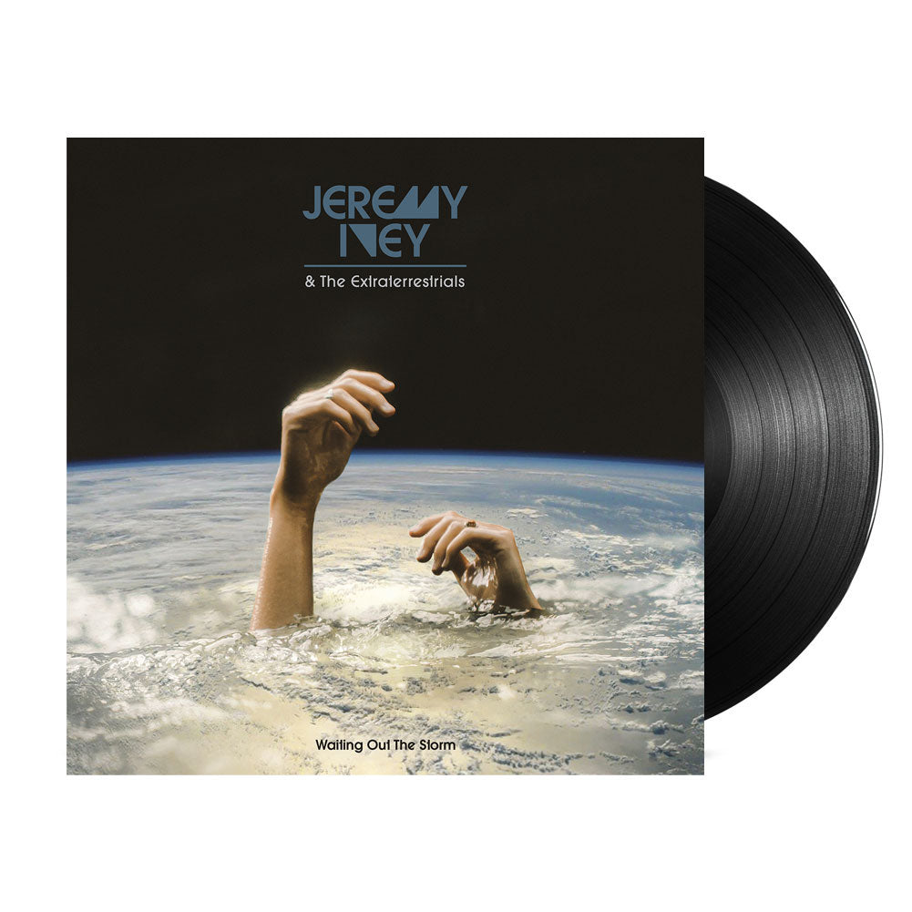 Jeremy Ivey - Waiting Out The Storm LP (Black)