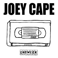 Joey Cape - One Week Record LP (White w/ Splatter)