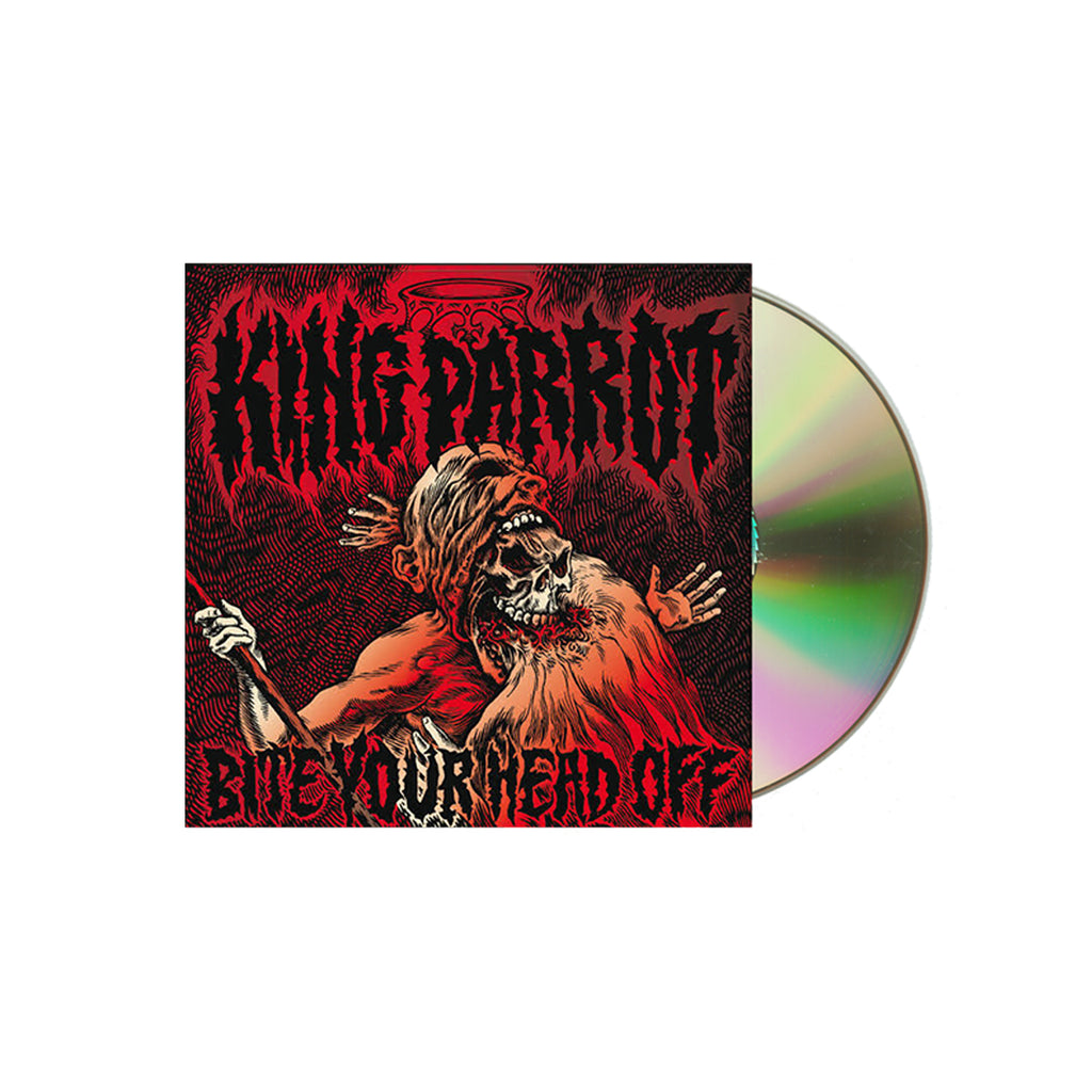 King Parrot - Bite Your Head Off CD (Reissue)