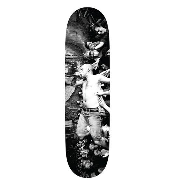 King Parrot - Live In Melbourne Skate Deck (Bottom)