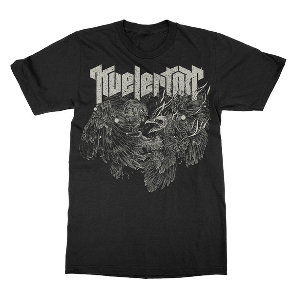 Kvelertak - Owl Fight Tee (Black)