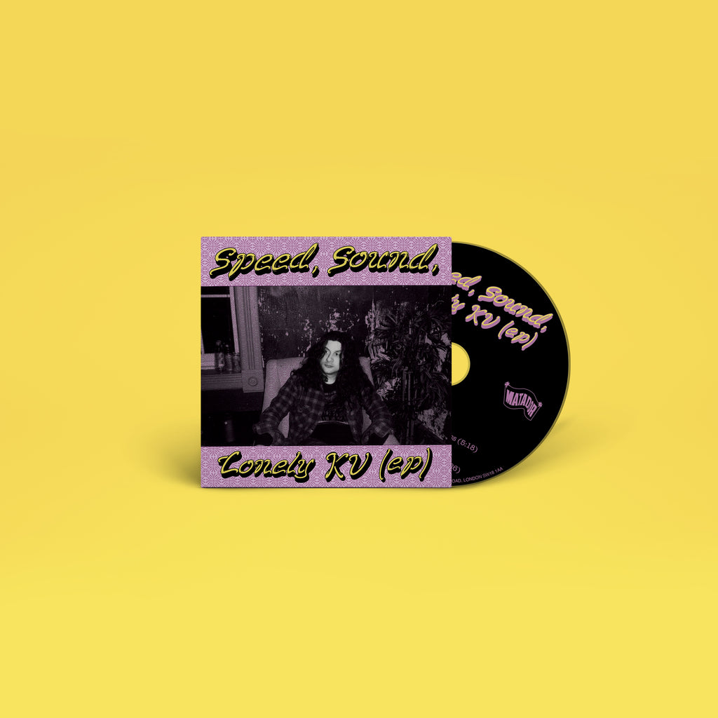 Kurt Vile - Speed, Sound, Lonely KV CD