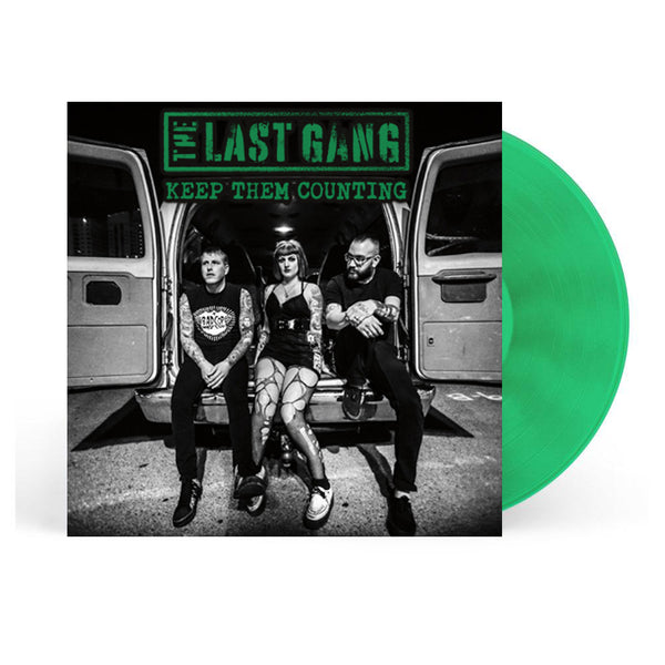 The Last Gang - Keep Them Counting LP (Green)
