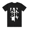Anberlin - Knockout Tee (Black)